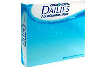 Focus DAILIES AquaComfort Plus 90 sztuk
