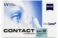 Zeiss Contact Day 30 Compatic Toric